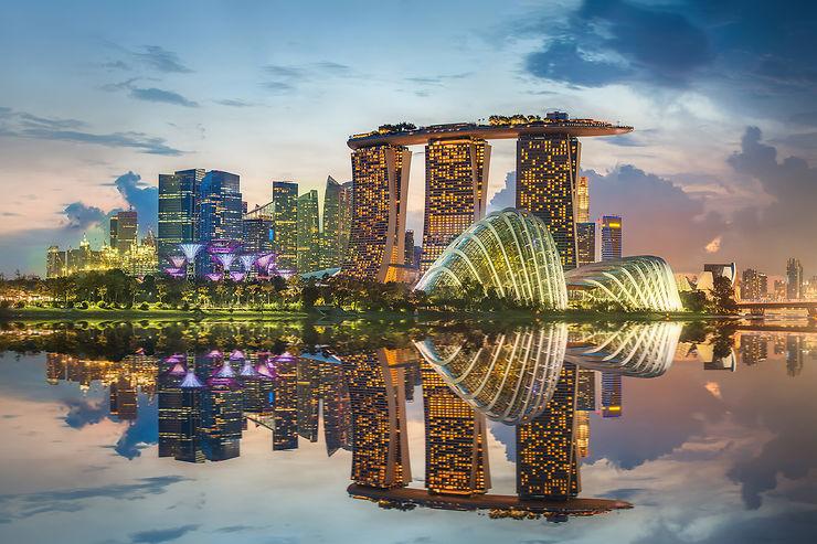 Singapour, la cité mosaïque