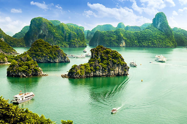 Les plus belles baies du monde