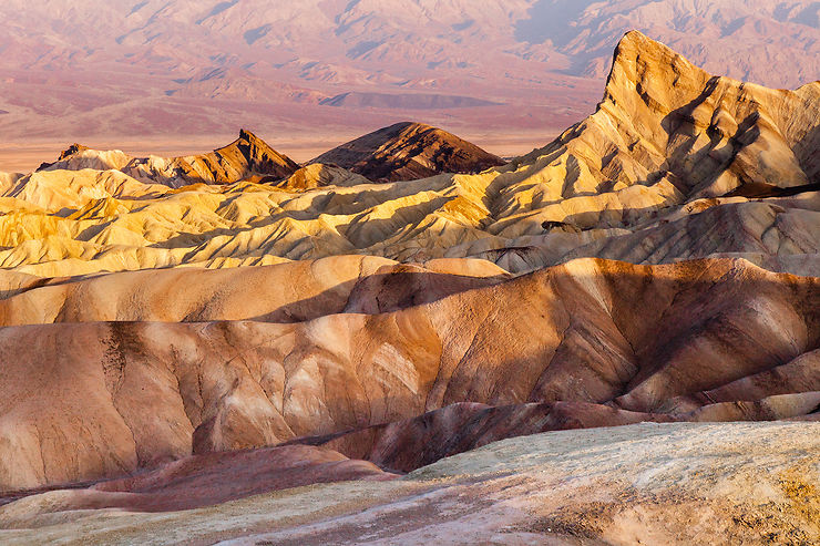 Vallée de la Mort, Californie