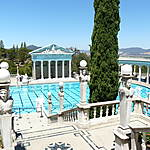 Piscine Hearst Castle