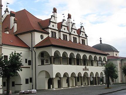 Kezmarok - cité exceptionnelle - Slovaquie