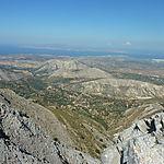 Mont Zeus - Naxos