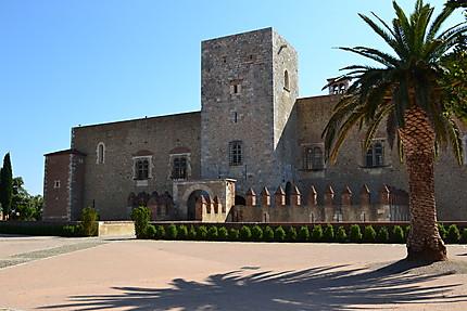 Château des Rois de Majorque