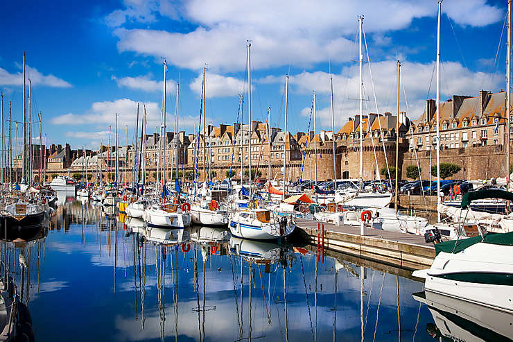 La Bretagne côté villes : Rennes, Brest, Quimper, Morlaix…