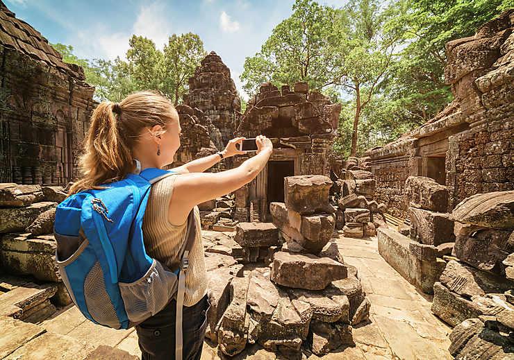 Covid-19 - Cambodge : les Français autorisés à entrer dans le pays