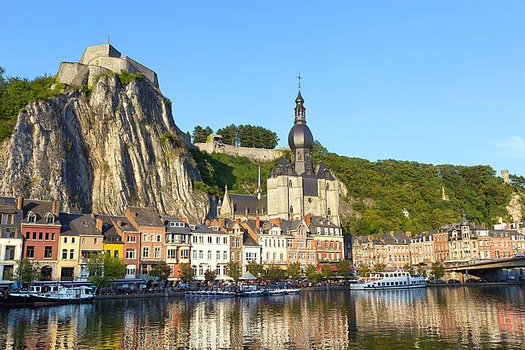 De Namur à Dinant, le long de la Meuse