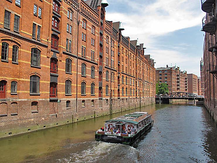 Allemagne : l'énergie Hambourg
