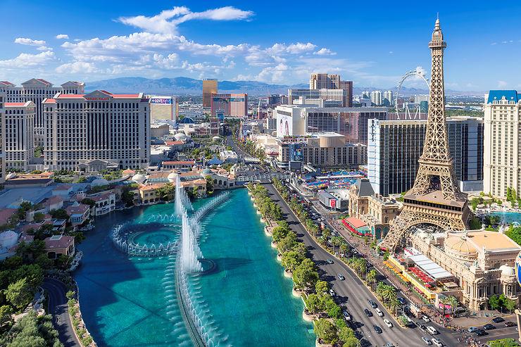 Strip, Las Vegas, Nevada