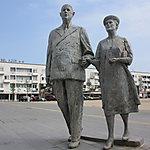 Monsieur et madame de Gaulle
