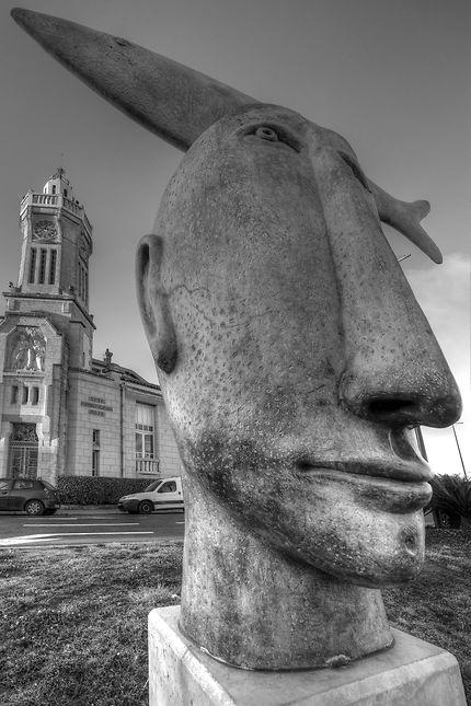 Statue de Sète