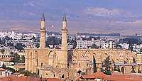 Nicosie, la ville aux deux visages