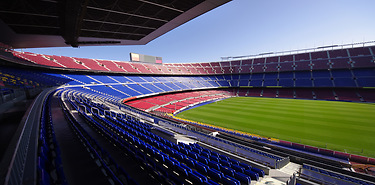 Billet coupe-file - Musée et Stade du Camp Nou - Barcelone