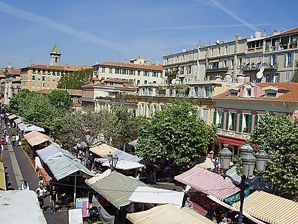 Marché à Nice