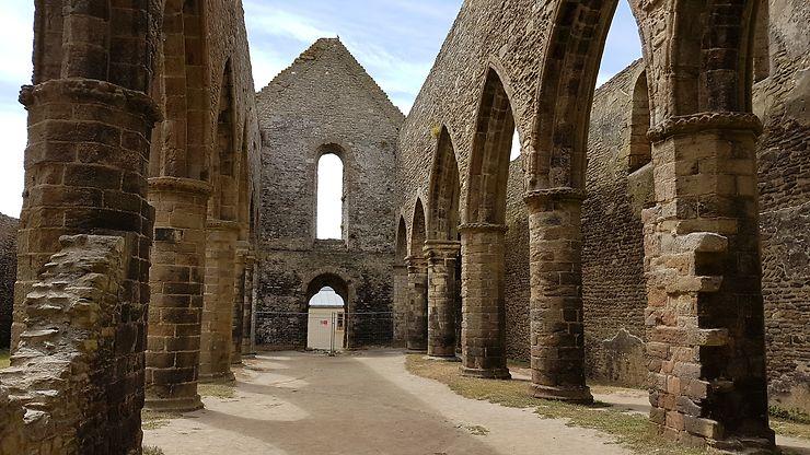 Abbaye St. Matthieu, Finistère