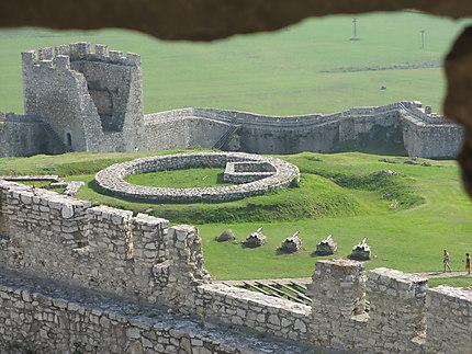 Spissky hrad - Slovaquie de nord-est