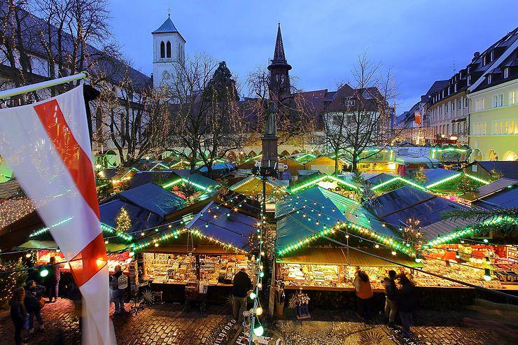 Marché de Noël de Fribourg : honneur à l'artisanat local