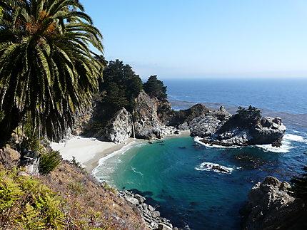 Le coin de Paradis de la côte Pacifique