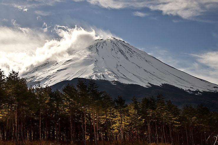 Mont Fuji (Japon)