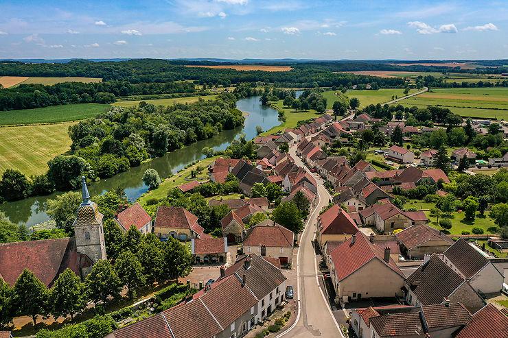 4e étape :  Port-sur-Saône à Ray-sur-Saône, 34 km