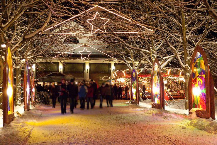 Baden-Baden : marché de Noël au pays des thermes