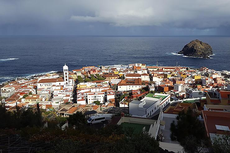 Sur la côte Nord, un Tenerife authentique
