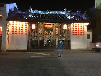 Une nuit à Penang