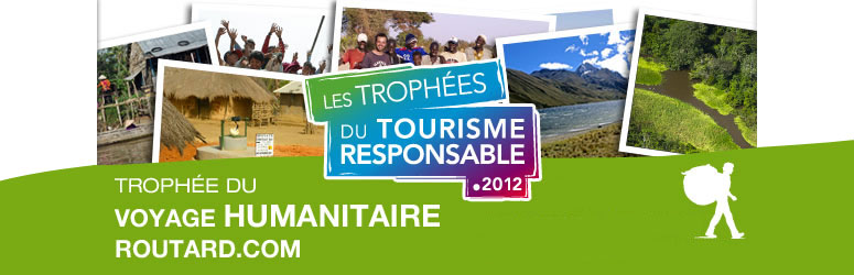 Le trophée du voyage humanitaire routard.com