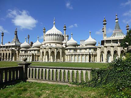 Le palais de George IV