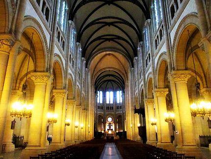 Église Notre Dame de la Croix de Ménilmontant