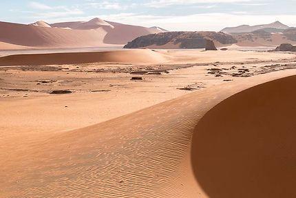 Tin Zaouaten - Le désert s'éveille...