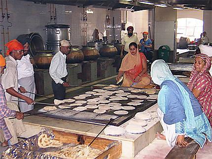 Cuisine sikh