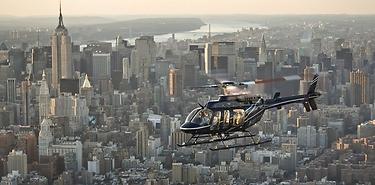 New York : 15 minutes vues du ciel