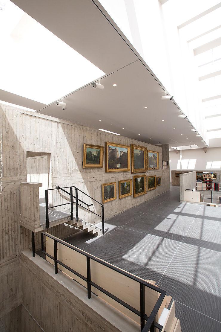 Besançon - Un musée des Beaux-Arts et d'Archéologie tout nouveau, tout beau !