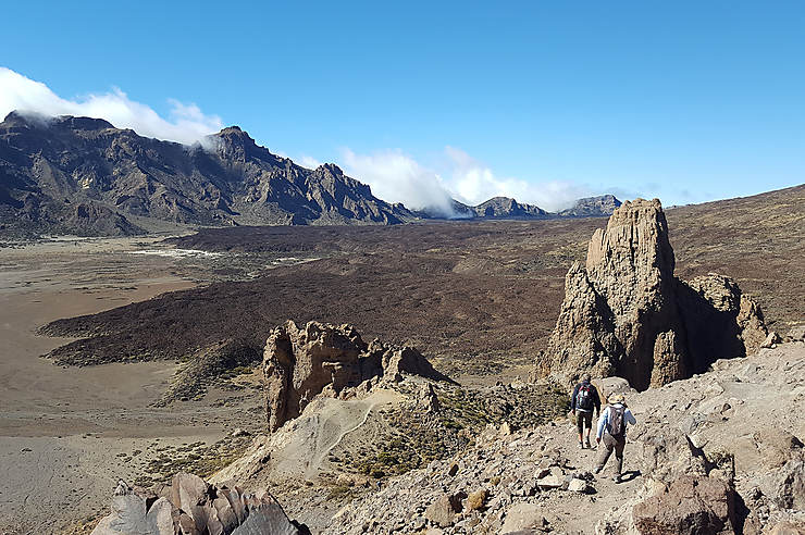Le parc national du Teide et le village de Masca