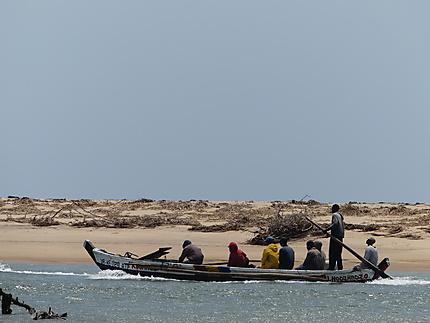 Pêcheur d'Ada Foah