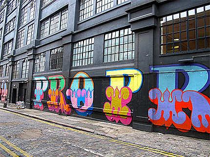 Shoreditch, le quartier des hipsters londoniens
