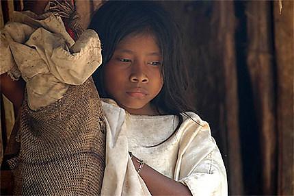 Jeune indigène Kogui