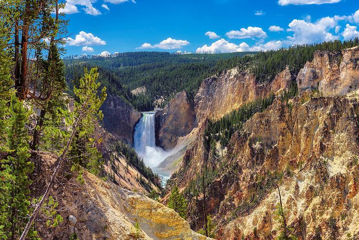 Yellowstone - États-Unis