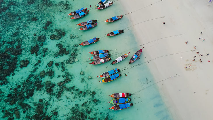 Thaïlande : Ko Lipe, paradis tropical