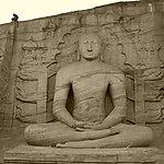 Citadelle de Polonnaruwa
