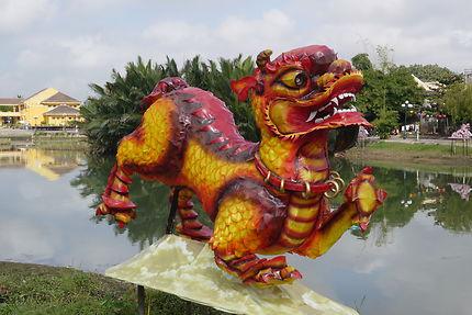 Dragon de papier