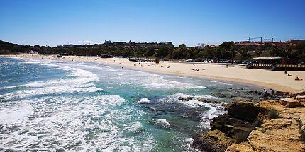 Playa Arrabassada Tarragone