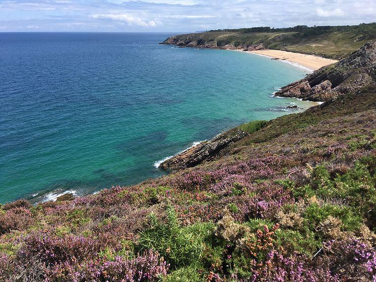 Cap d'Erquy, Bretagne