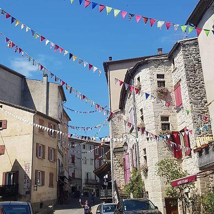Rue du Marché aux Vans