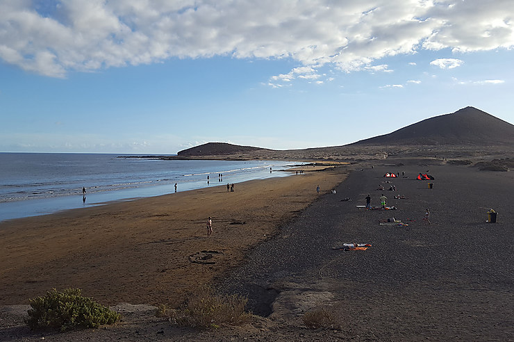 Sud de Tenerife, tourisme et playa