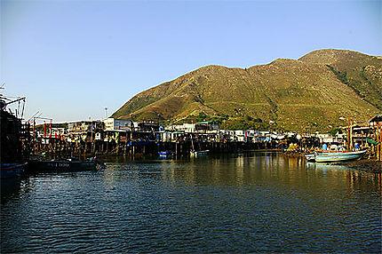 Village de pêcheurs sur Lantau island