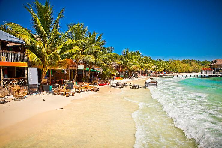 Îles cambodgiennes du golfe de Thaïlande - Cambodge