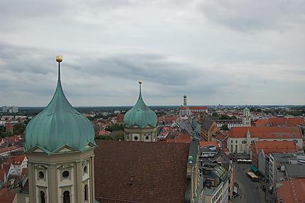 Mairie d'Augsbourg