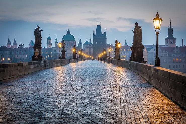 Monuments baroques de Prague