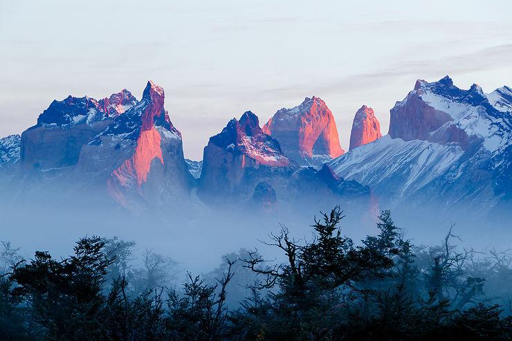 La Patagonie chilienne : autour des Torres del Paine